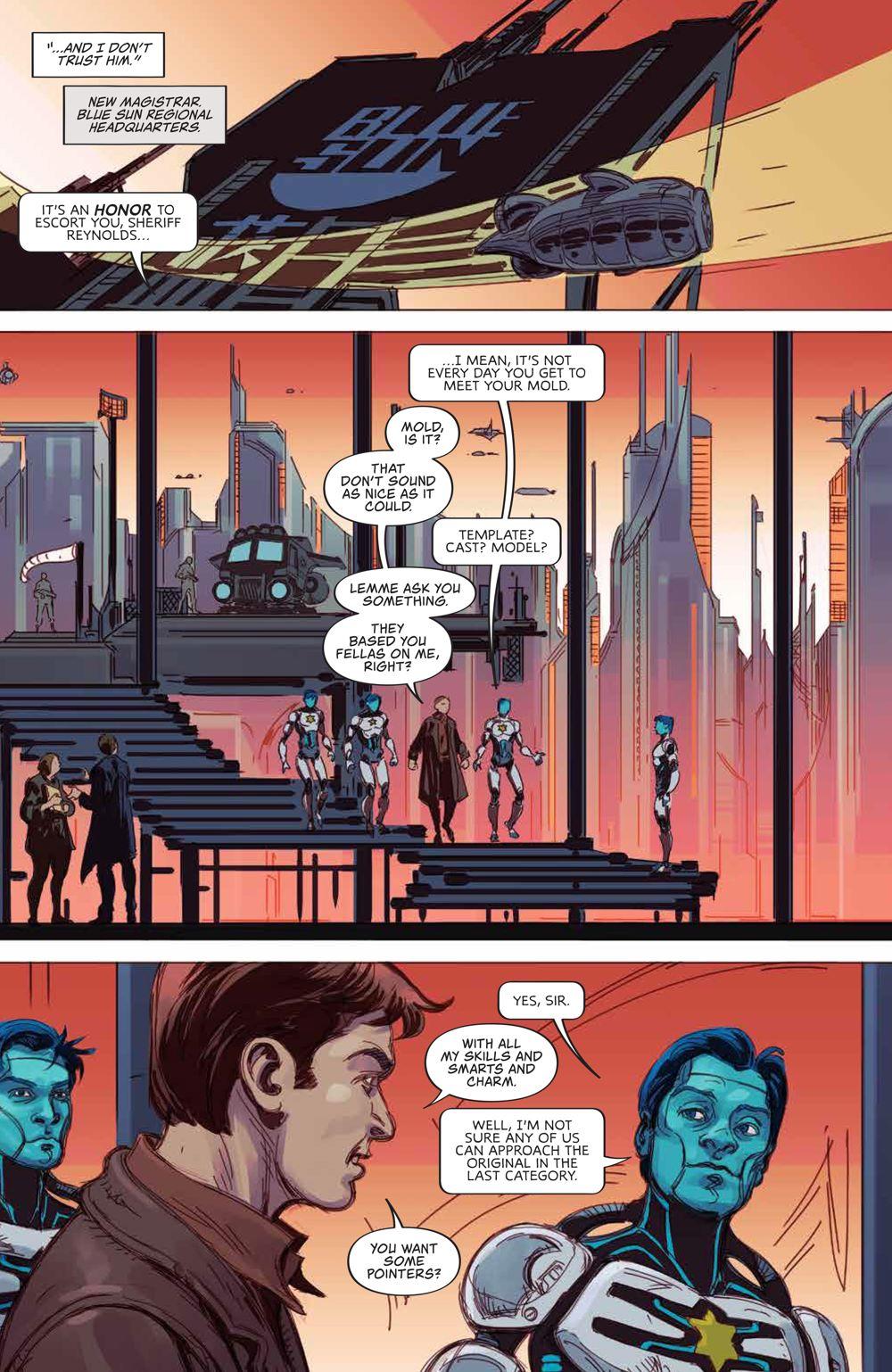 Firefly_BlueSunRising_v2_HC_20 ComicList Previews: FIREFLY BLUE SUN RISING VOLUME 2 HC
