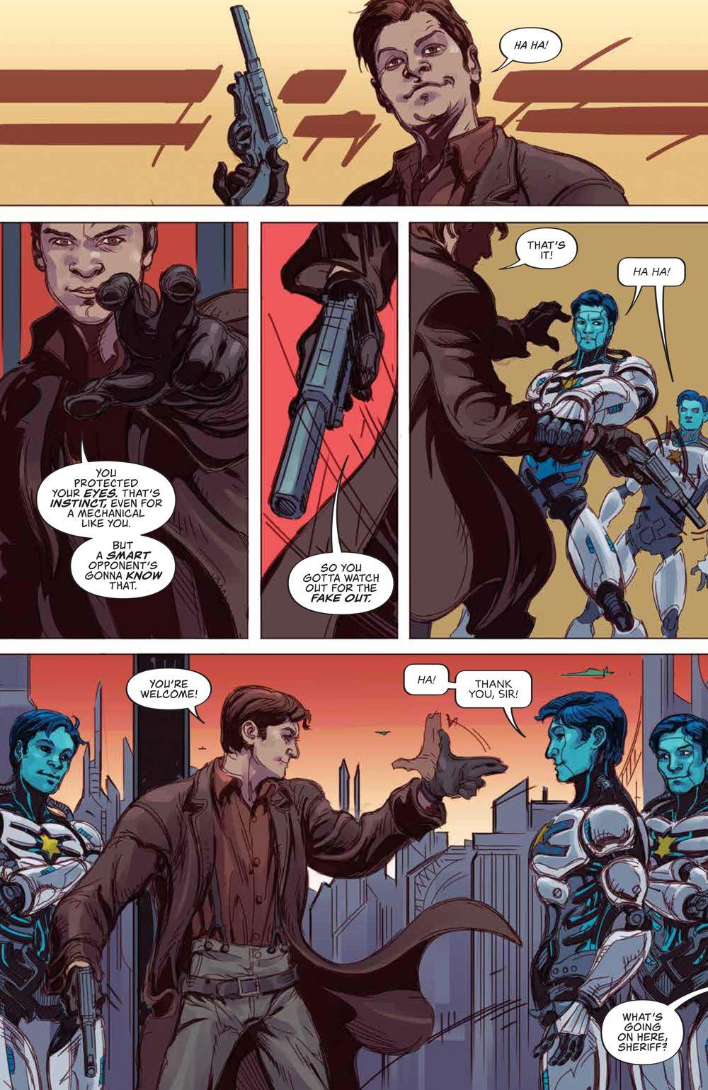 Firefly_BlueSunRising_v2_HC_23 ComicList Previews: FIREFLY BLUE SUN RISING VOLUME 2 HC