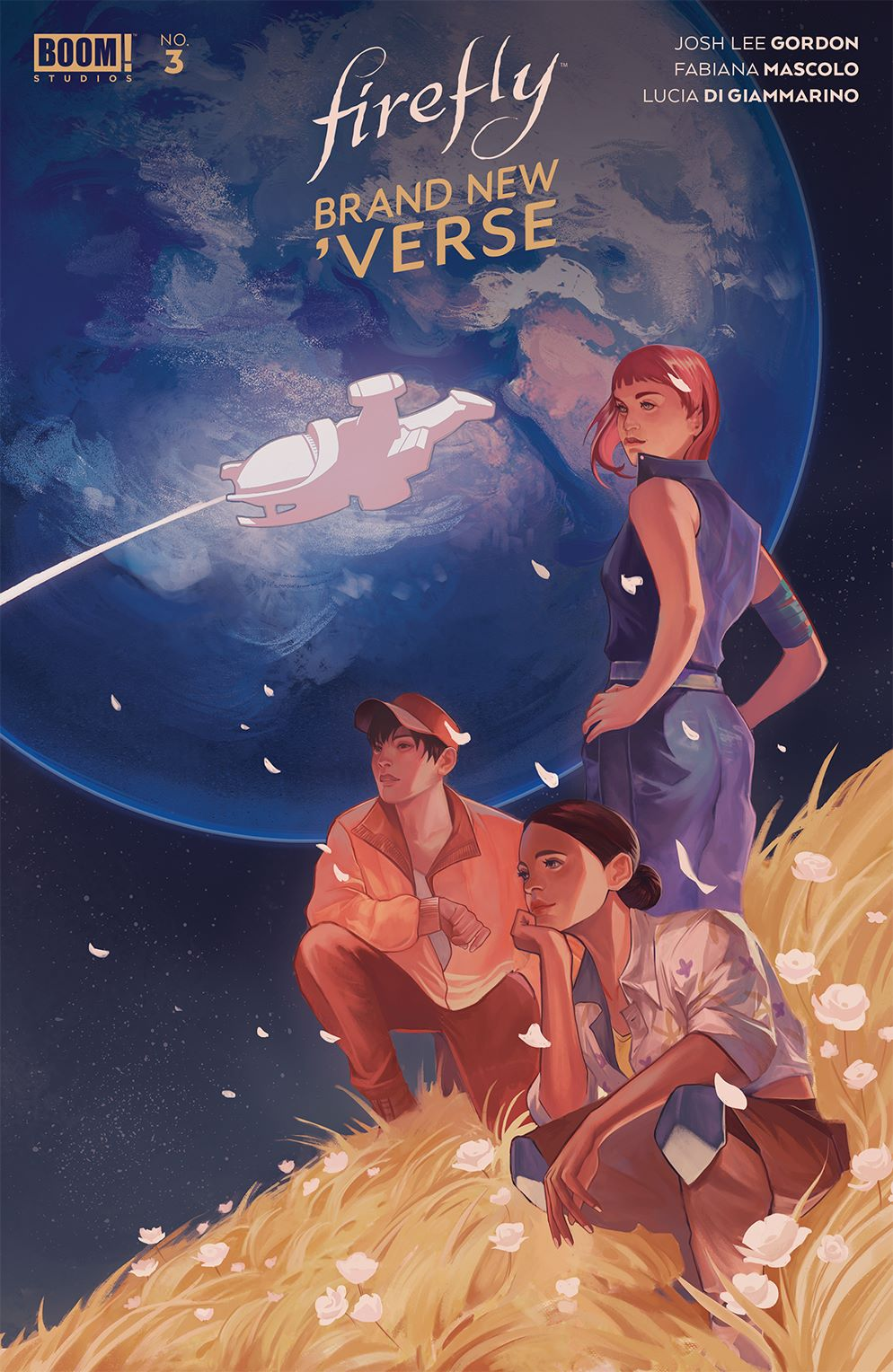 Firefly_BrandNewVerse_003_Cover_A_Main ComicList Previews: FIREFLY A BRAND NEW 'VERSE #3 (OF 6)