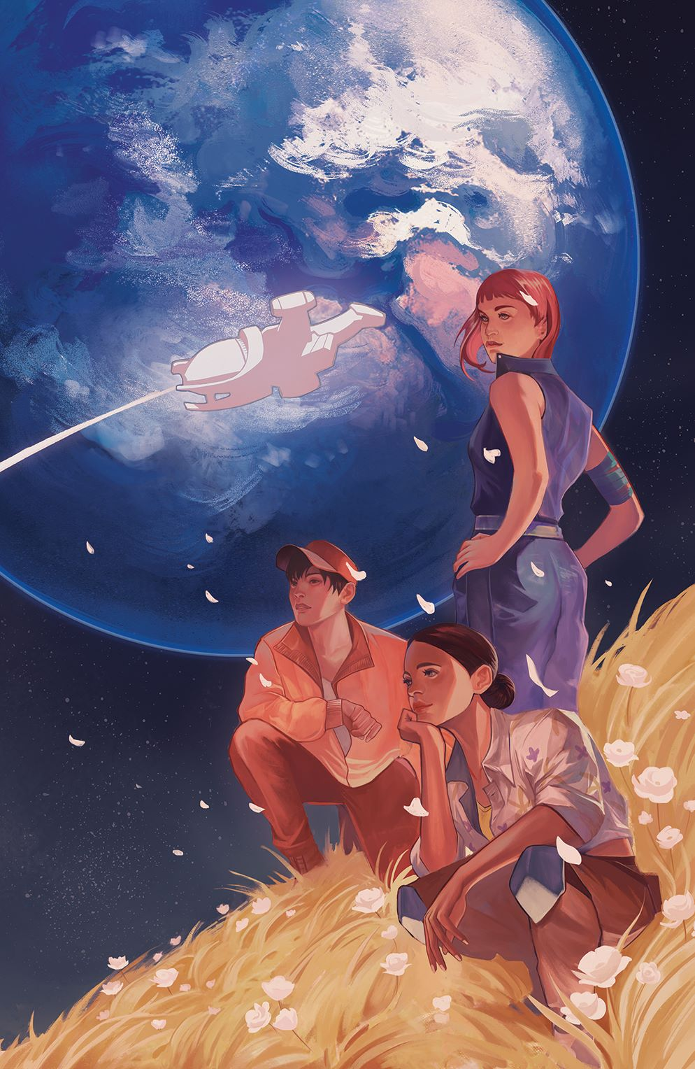 Firefly_BrandNewVerse_003_Cover_E_Unlockable ComicList Previews: FIREFLY A BRAND NEW 'VERSE #3 (OF 6)