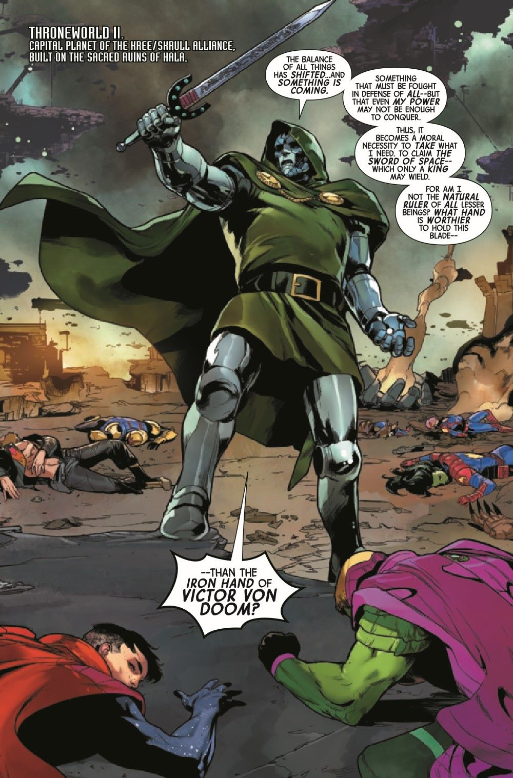 GARGAL2020014_Preview-3 ComicList Previews: GUARDIANS OF THE GALAXY #14