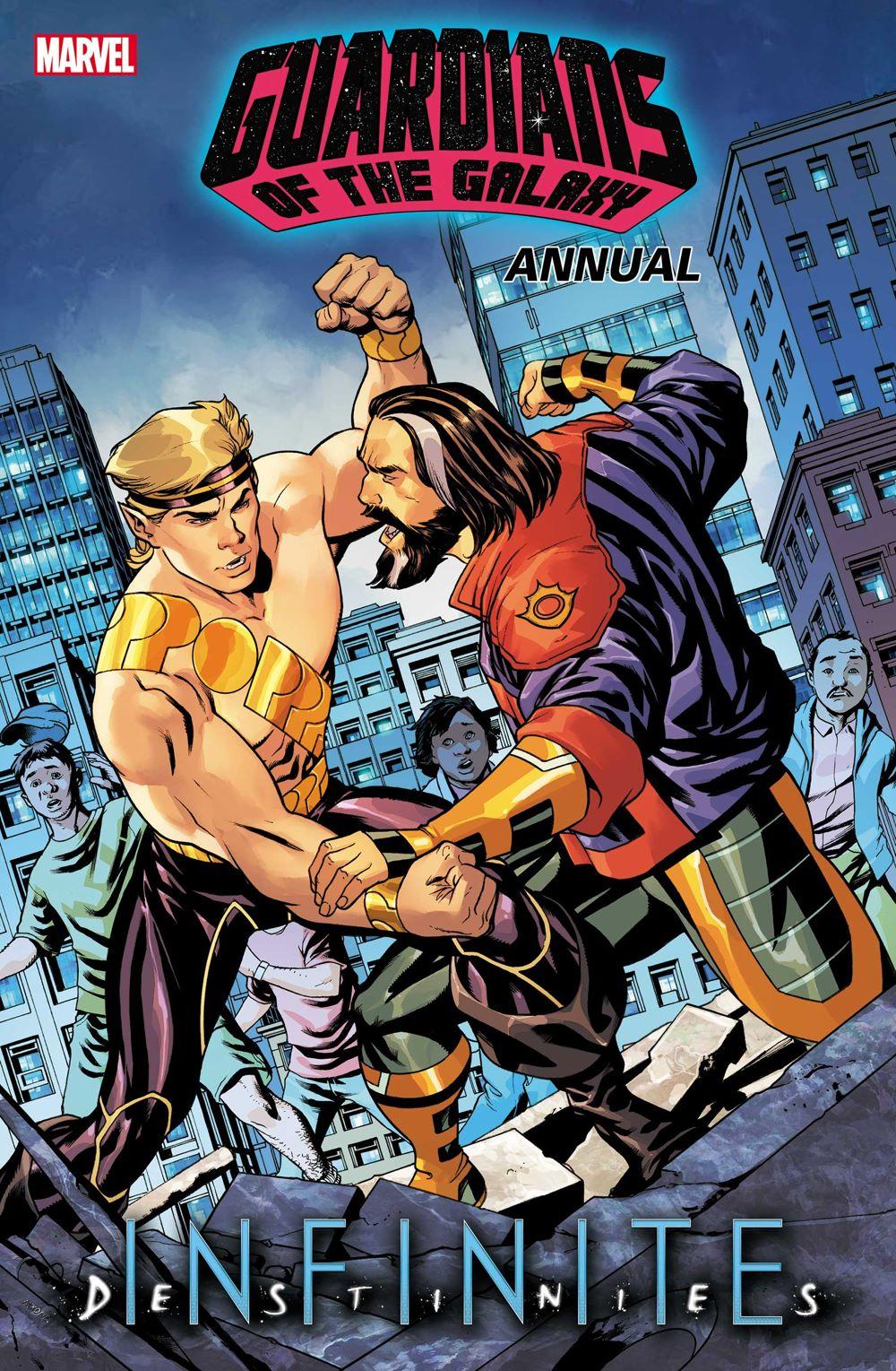 GARGALANN2021001_cov-1 Marvel Comics August 2021 Solicitations