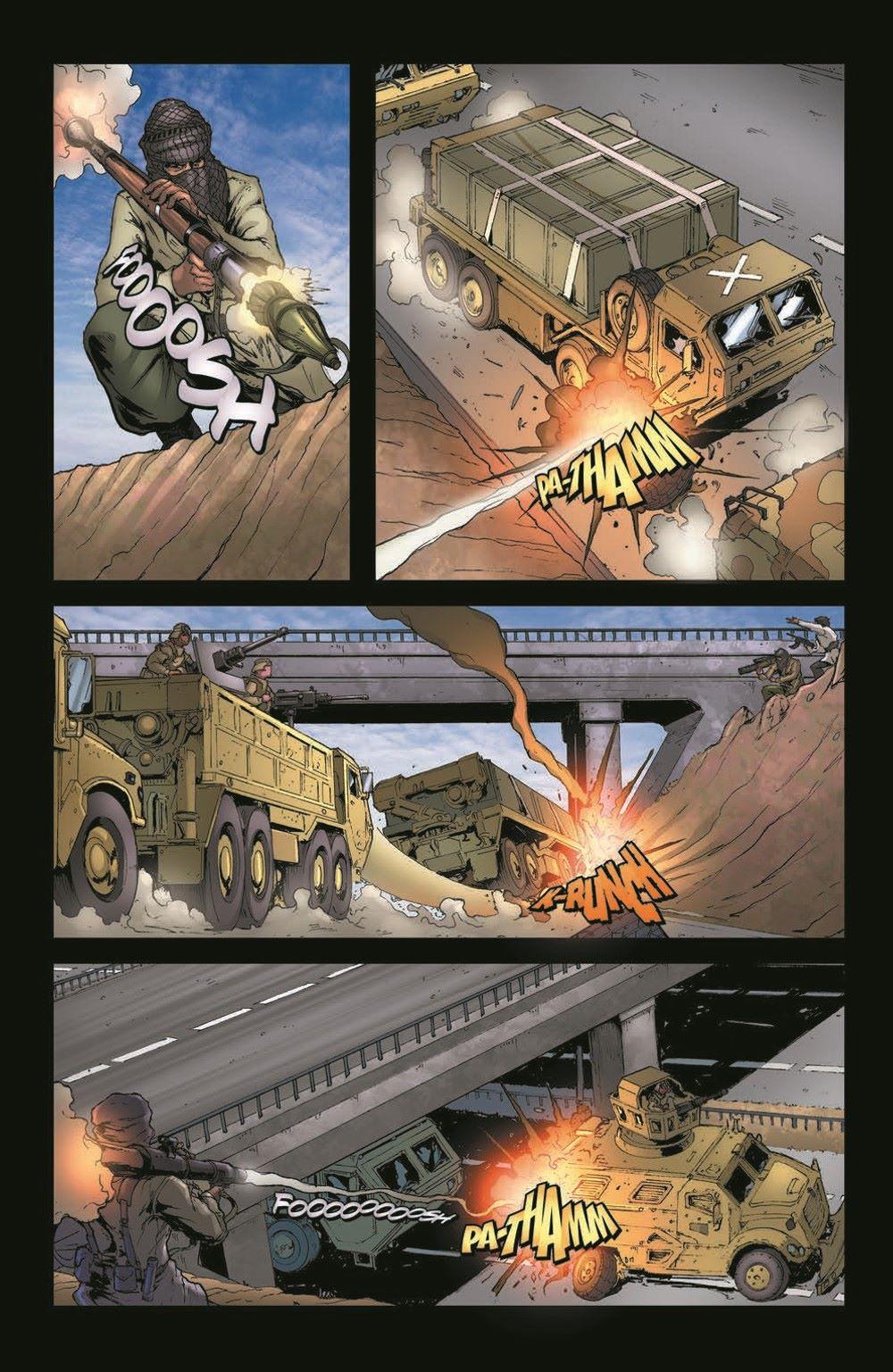 GIJoeRAH281-pr-7 ComicList Previews: G.I. JOE A REAL AMERICAN HERO #281