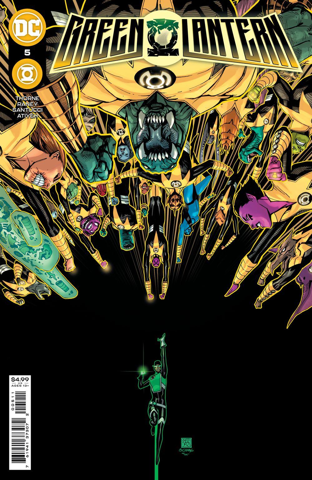 GL_Cv5 DC Comics August 2021 Solicitations