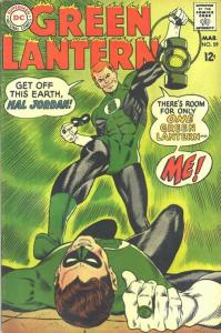 Green-Lantern-59 Investing in the Green Lantern Corps: Upon Further Review....