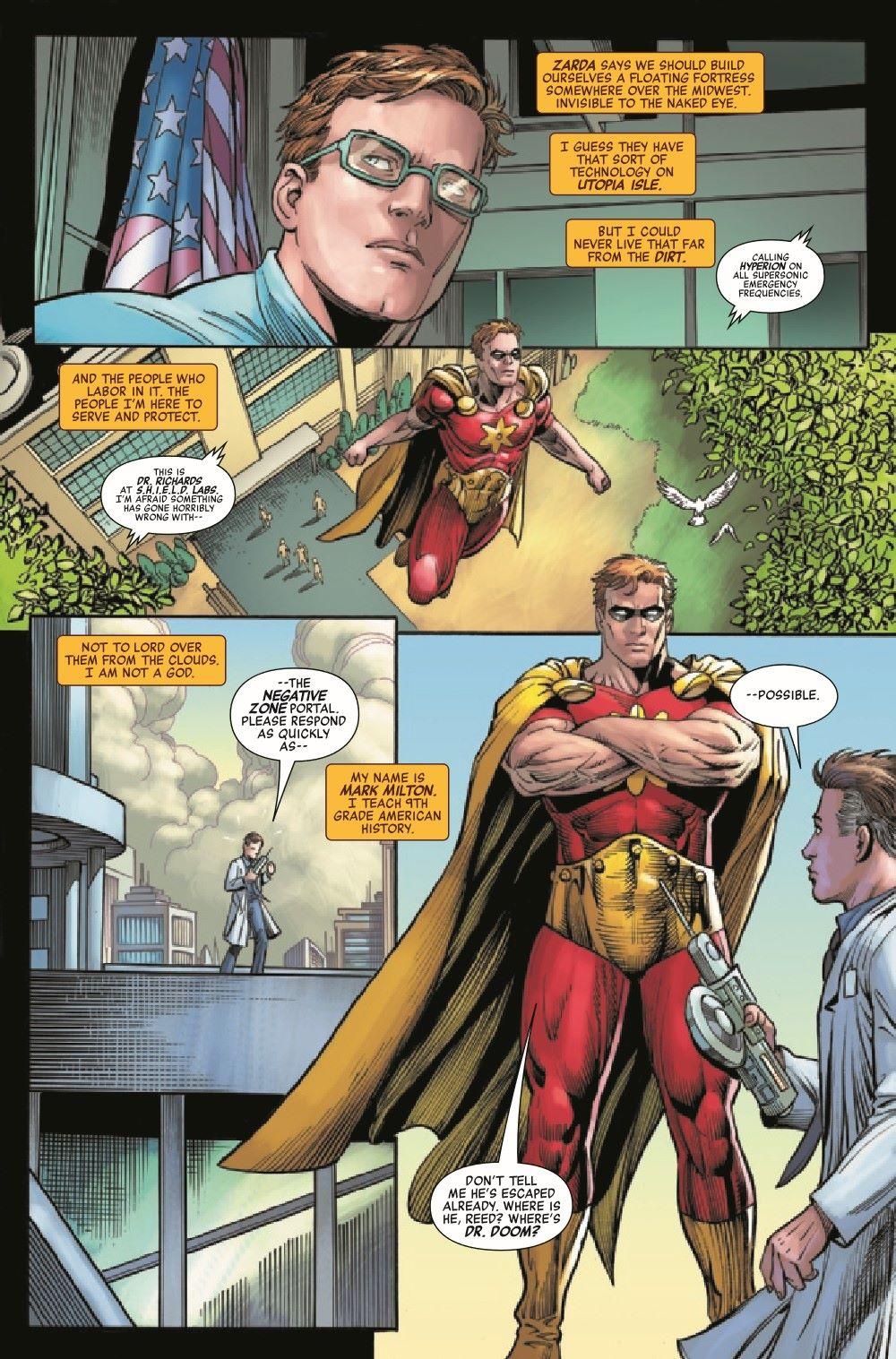HEROESREBORN2021002_Preview-6 ComicList Previews: HEROES REBORN #2 (OF 7)