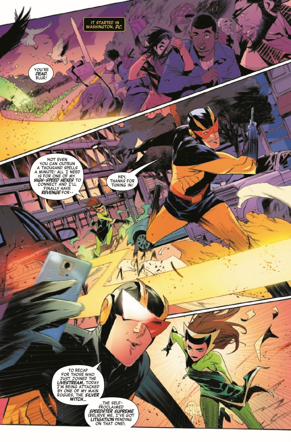HEROESREBORN2021003_Preview-4 ComicList Previews: HEROES REBORN #3 (OF 7)