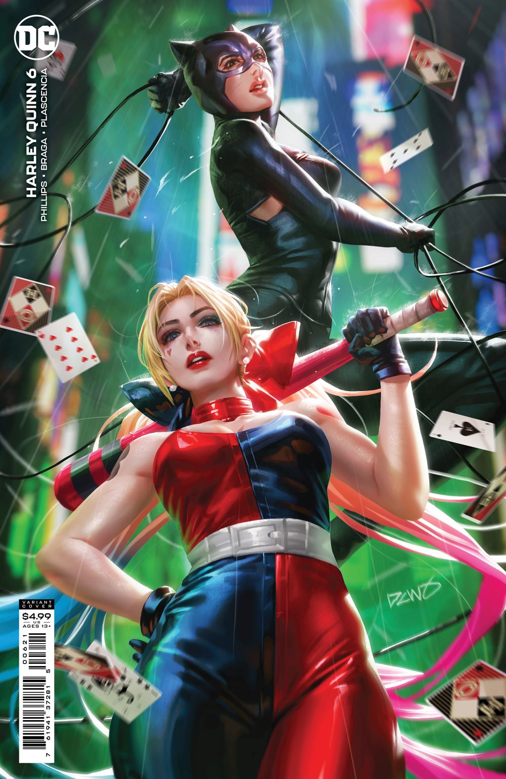 HQ_Cv6_var_00621 DC Comics August 2021 Solicitations