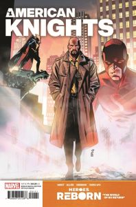 HRAMERIKNIGHTS2021001_Preview-1-198x300 ComicList Previews: HEROES REBORN AMERICAN KNIGHTS #1