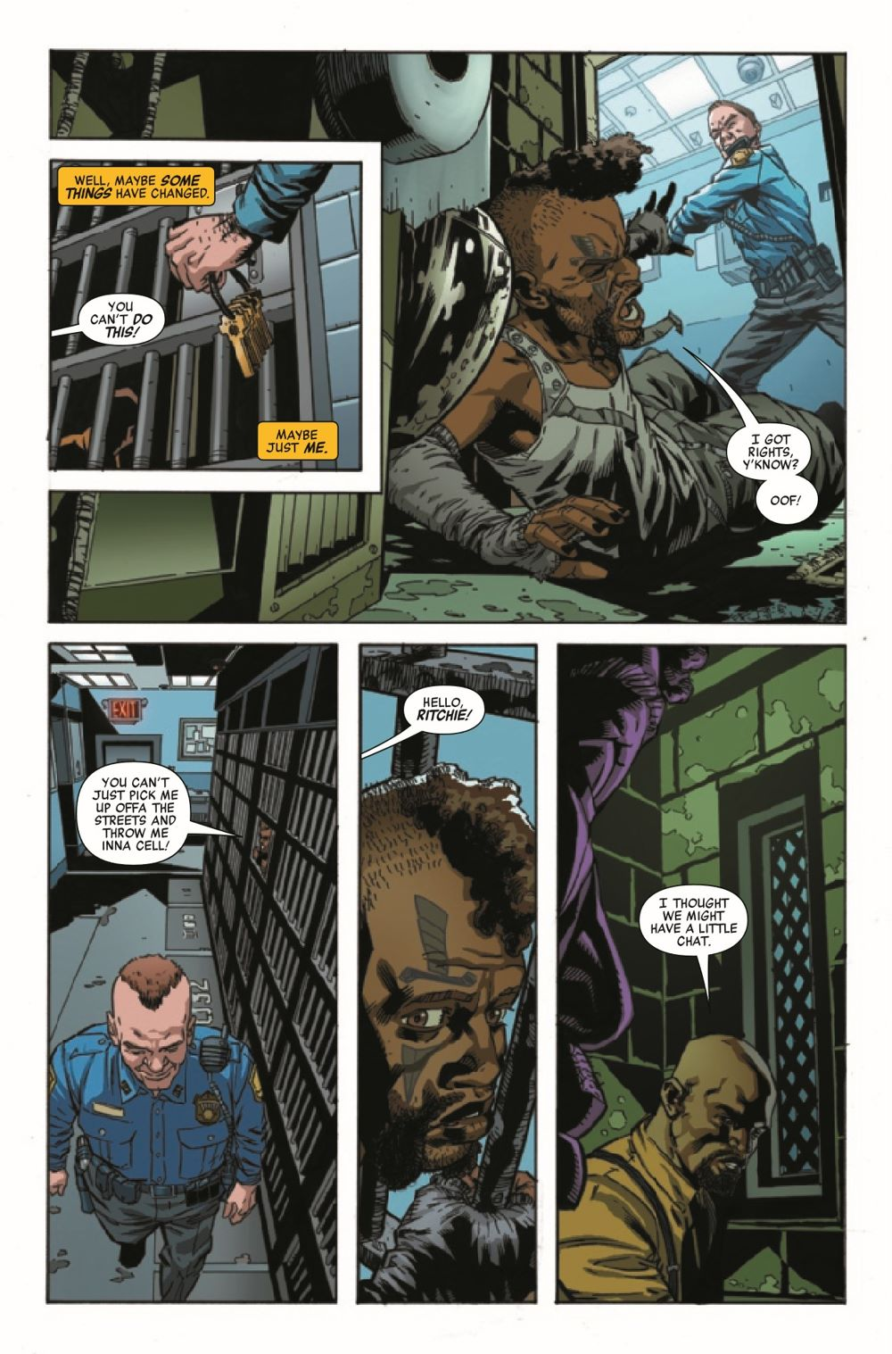 HRAMERIKNIGHTS2021001_Preview-5 ComicList Previews: HEROES REBORN AMERICAN KNIGHTS #1