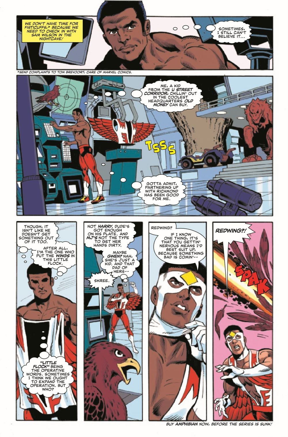 HRMARDOUBLEACT2021001_Preview-3 ComicList Previews: HEROES REBORN MARVEL DOUBLE ACTION #1