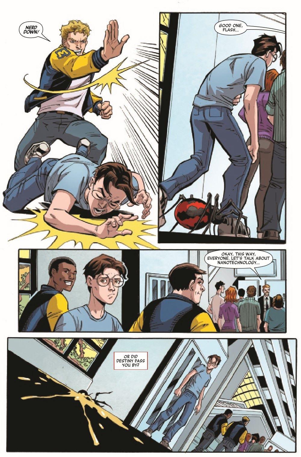 HRPPAMSHUT2021001_Preview-5 ComicList Previews: HEROES REBORN PETER PARKER THE AMAZING SHUTTERBUG #1