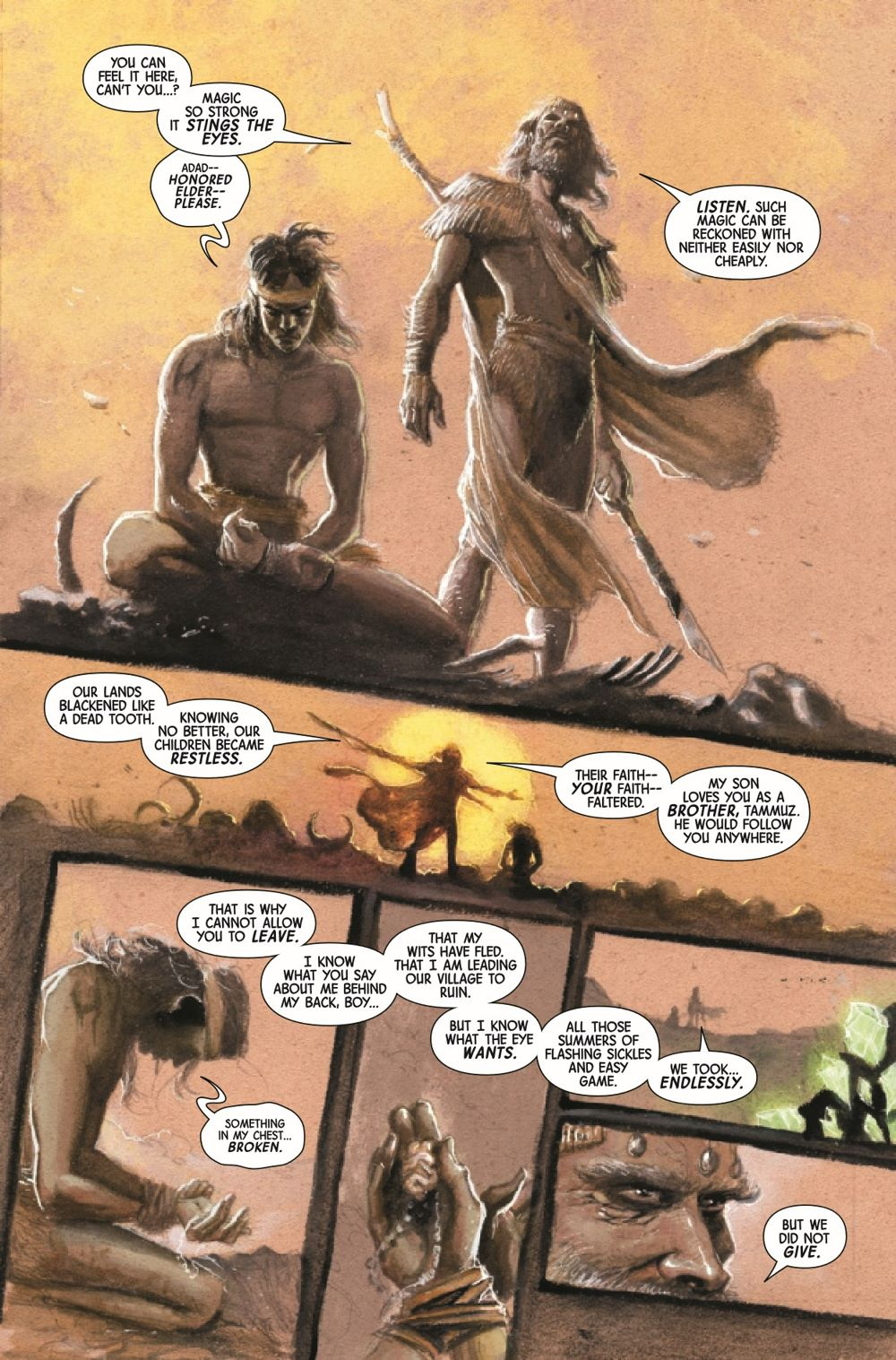 HULKTOMONSTR2021001_Preview-3 ComicList Previews: THE IMMORTAL HULK TIME OF MONSTERS #1
