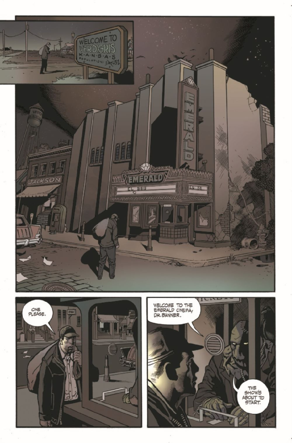 HULKTOMONSTR2021001_Preview-6 ComicList Previews: THE IMMORTAL HULK TIME OF MONSTERS #1