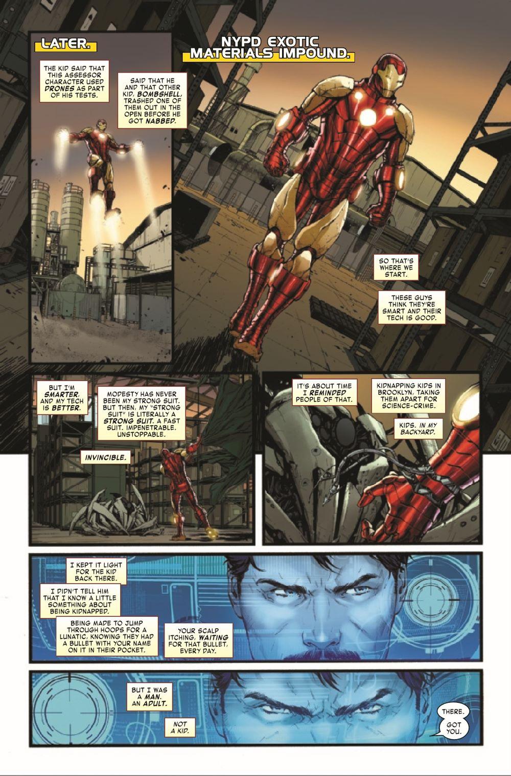 IMANN2021001_Preview-5-1 ComicList Previews: IRON MAN ANNUAL #1