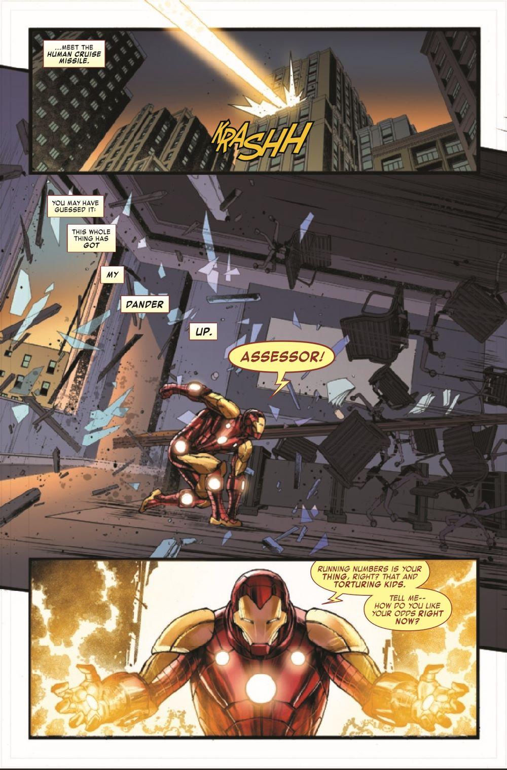 IMANN2021001_Preview-7-1 ComicList Previews: IRON MAN ANNUAL #1