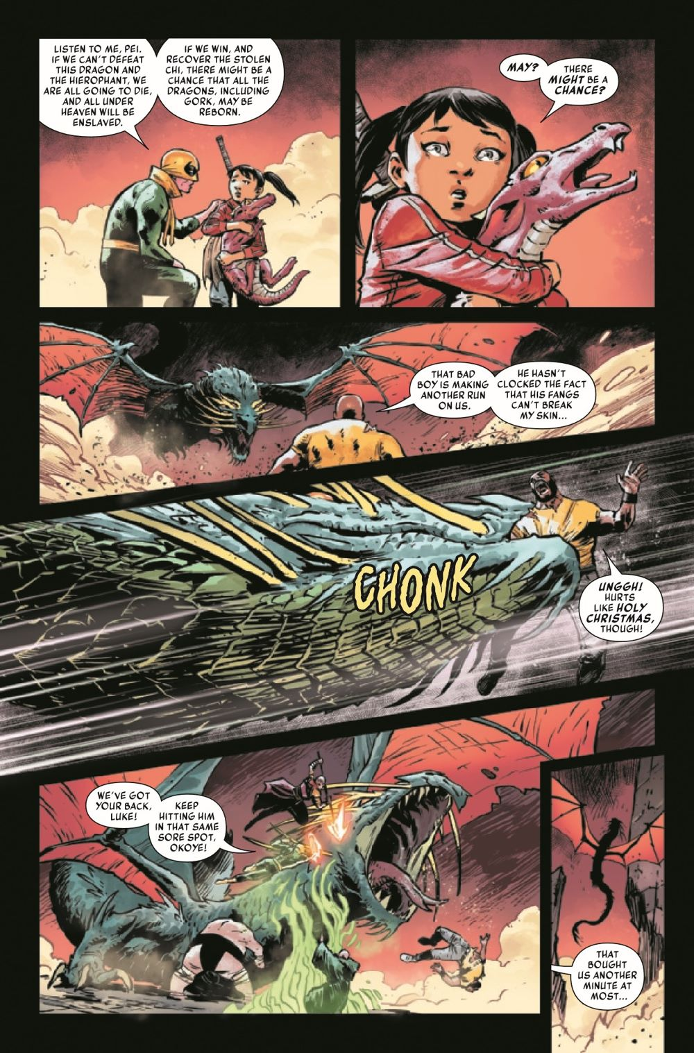 IRONFISTHOD2021006_Preview-6 ComicList Previews: IRON FIST HEART OF THE DRAGON #6 (OF 6)
