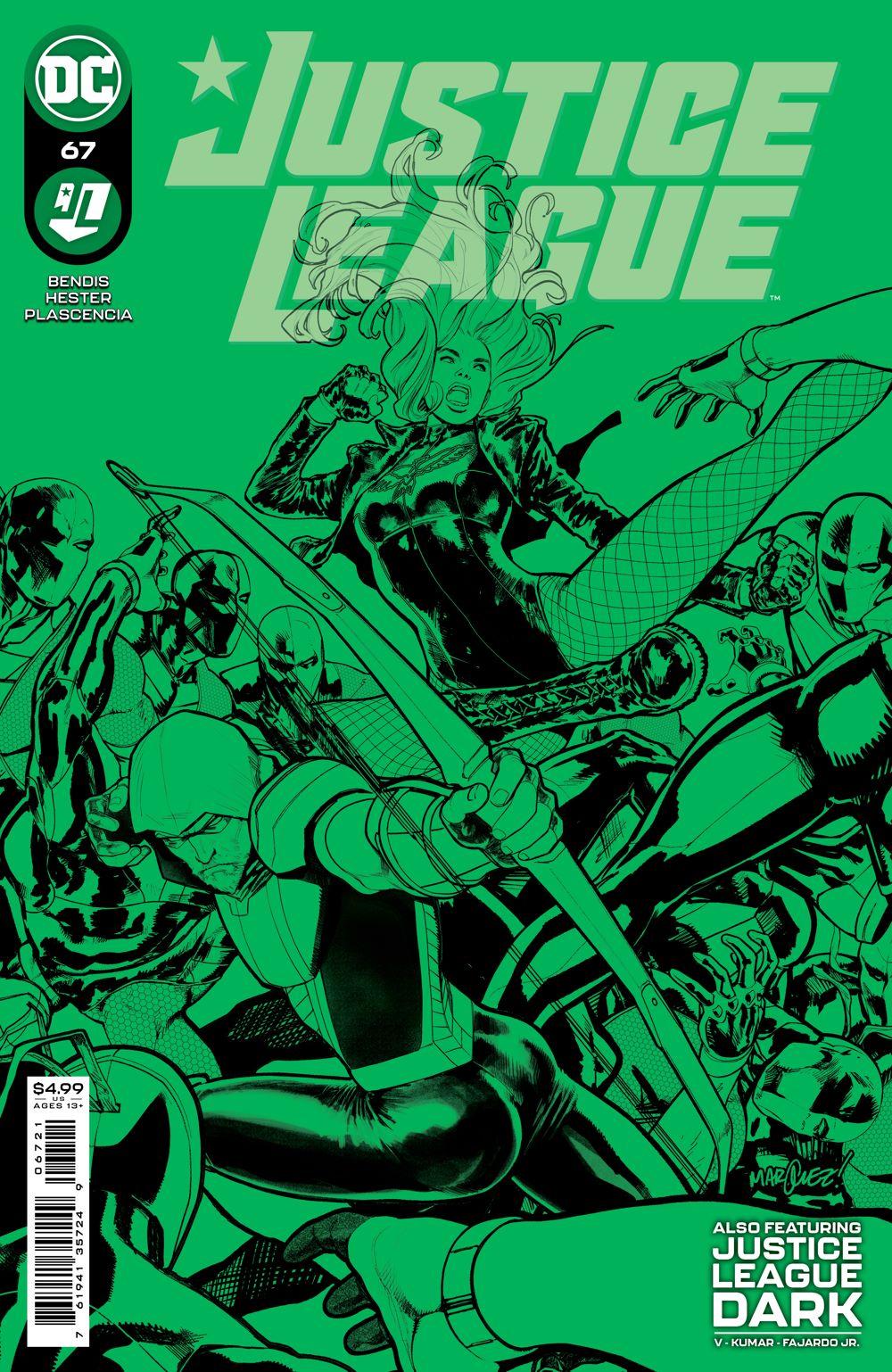 JL_Cv67 DC Comics August 2021 Solicitations
