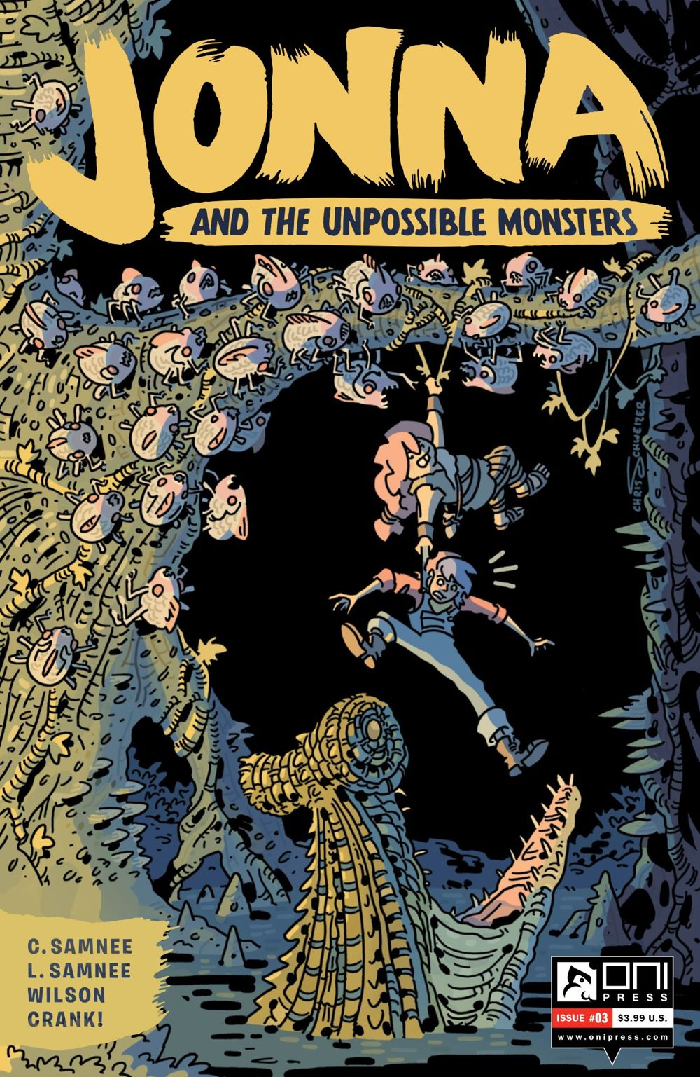 JONNA-3-REFERENCE-02 ComicList Previews: JONNA AND THE UNPOSSIBLE MONSTERS #3