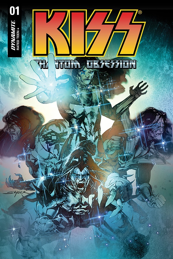 KissPO-01-01021-B-Sayger KISS will rock with a PHANTOM OBSESSION this August