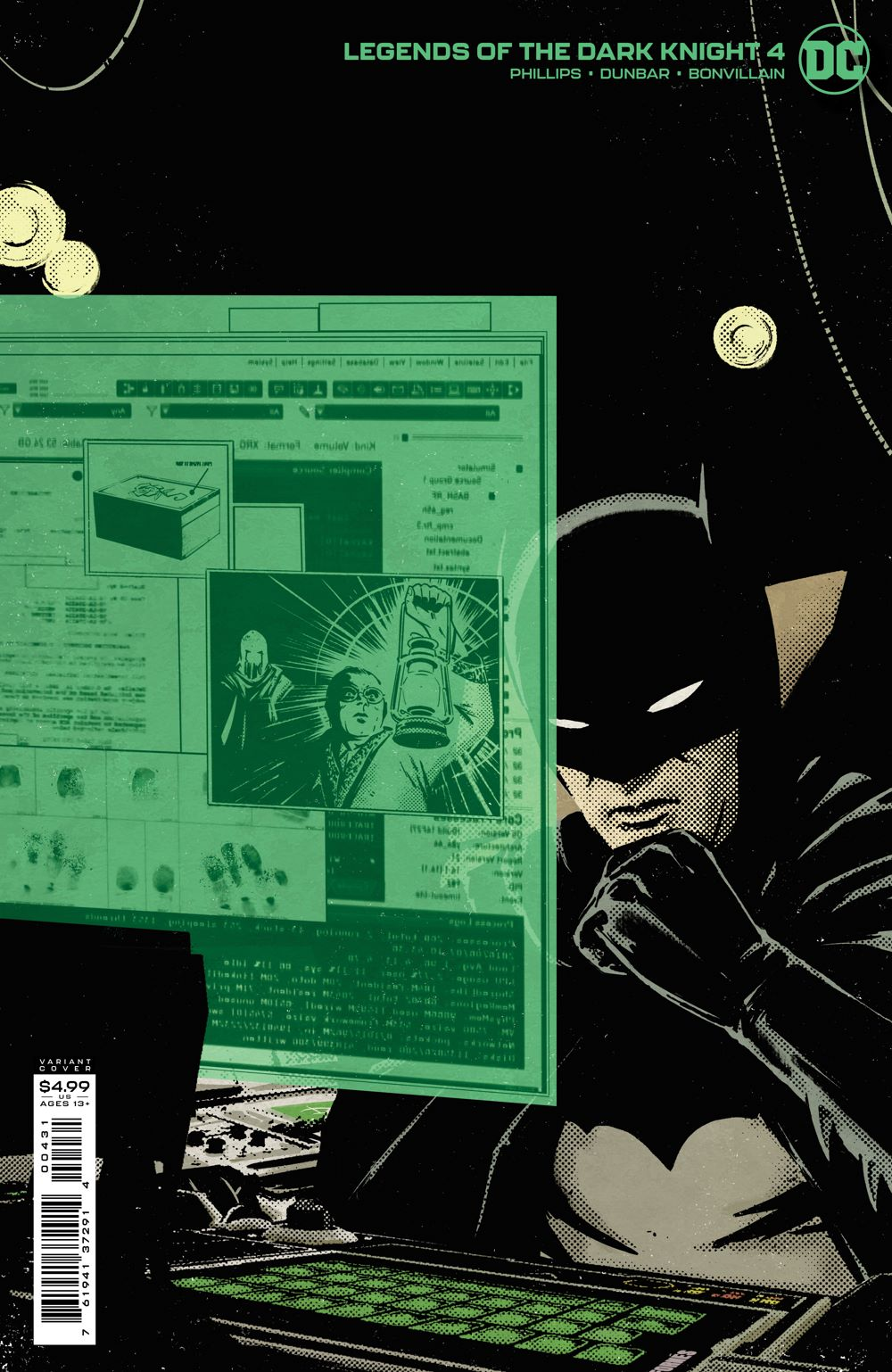 LOTDK_Cv4_1in25_var DC Comics August 2021 Solicitations
