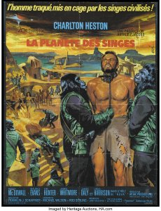 La-Planete-Des-Singes-poster-230x300 Tarzan on the Planet of the Apes: So Obvious