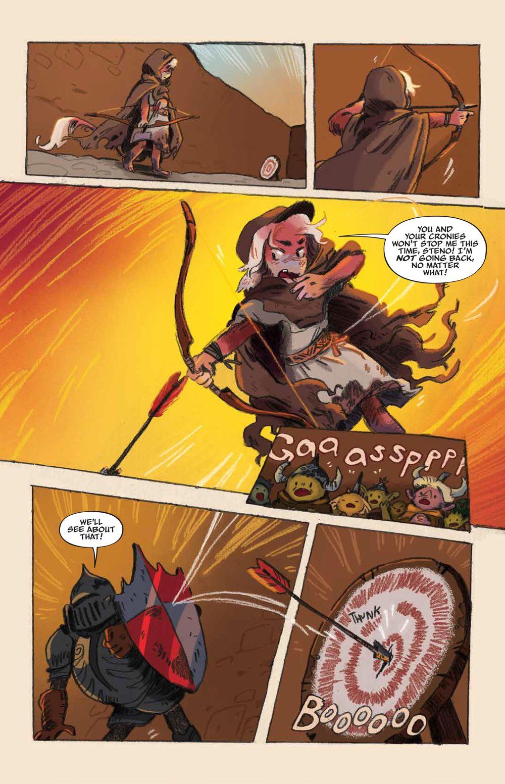 Labyrinth_UnderSpell_HC_PRESS_18 ComicList Previews: JIM HENSON'S LABYRINTH UNDER THE SPELL HC