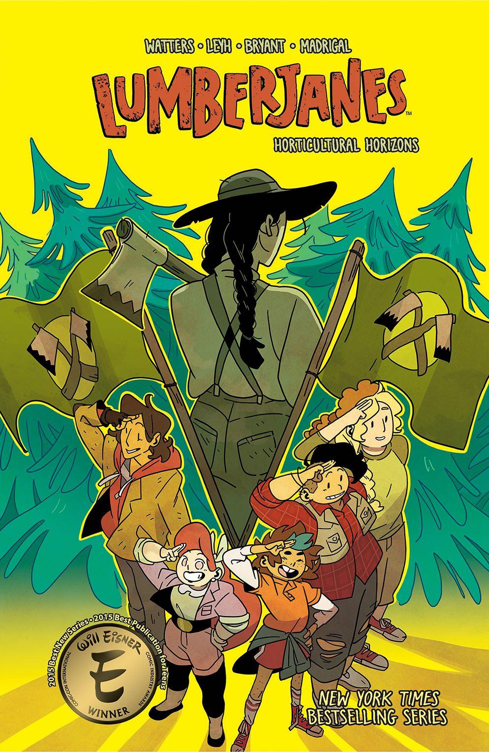 Lumberjanes_v18_SC_Cover ComicList: BOOM! Studios New Releases for 05/19/2021