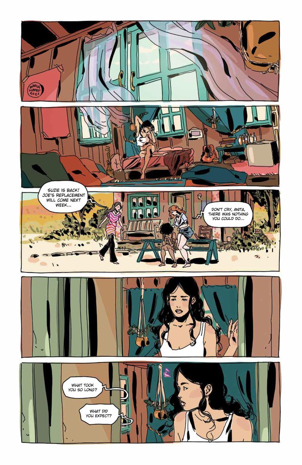 Luna_004_PRESS_6 ComicList Previews: LUNA #4 (OF 5)