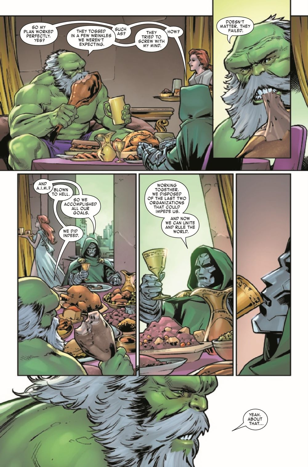 MAESTROWAP2021005_Preview-6 ComicList Previews: MAESTRO WAR AND PAX #5 (OF 5)