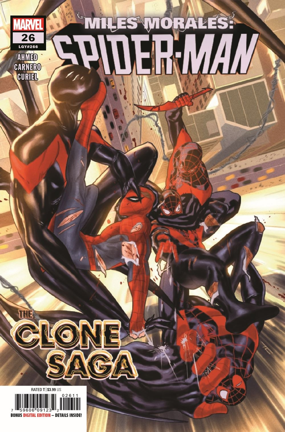 MMSM2018026_Preview-1 ComicList Previews: MILES MORALES SPIDER-MAN #26
