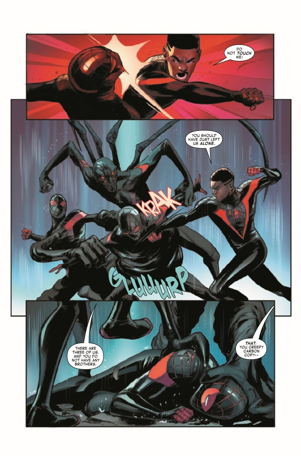 MMSM2018026_Preview-5 ComicList Previews: MILES MORALES SPIDER-MAN #26