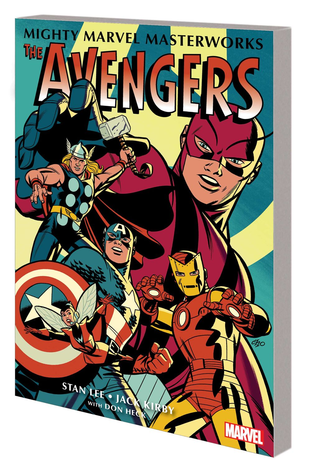 MM_AVEN_VOL_1_GN_CHO Marvel Comics August 2021 Solicitations