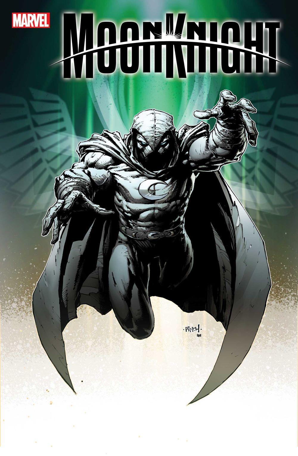 MOONKN2021002_Finch Marvel Comics August 2021 Solicitations