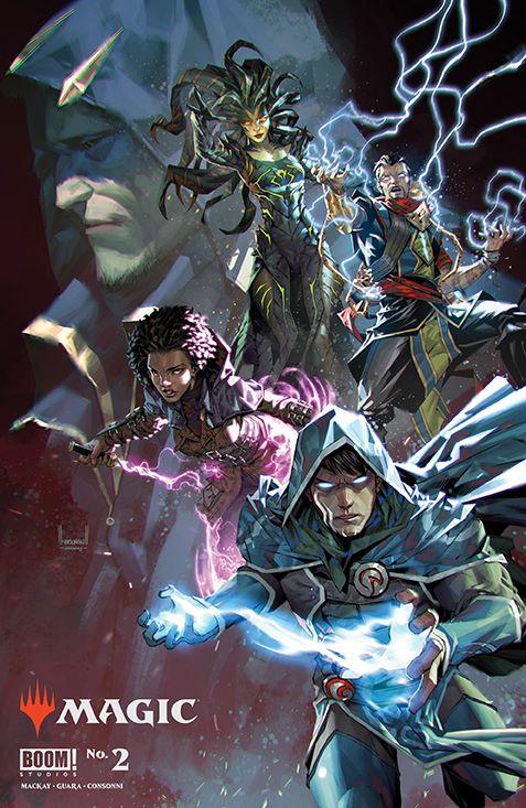 Magic_002_Cover_E_Variant ComicList: BOOM! Studios New Releases for 05/12/2021