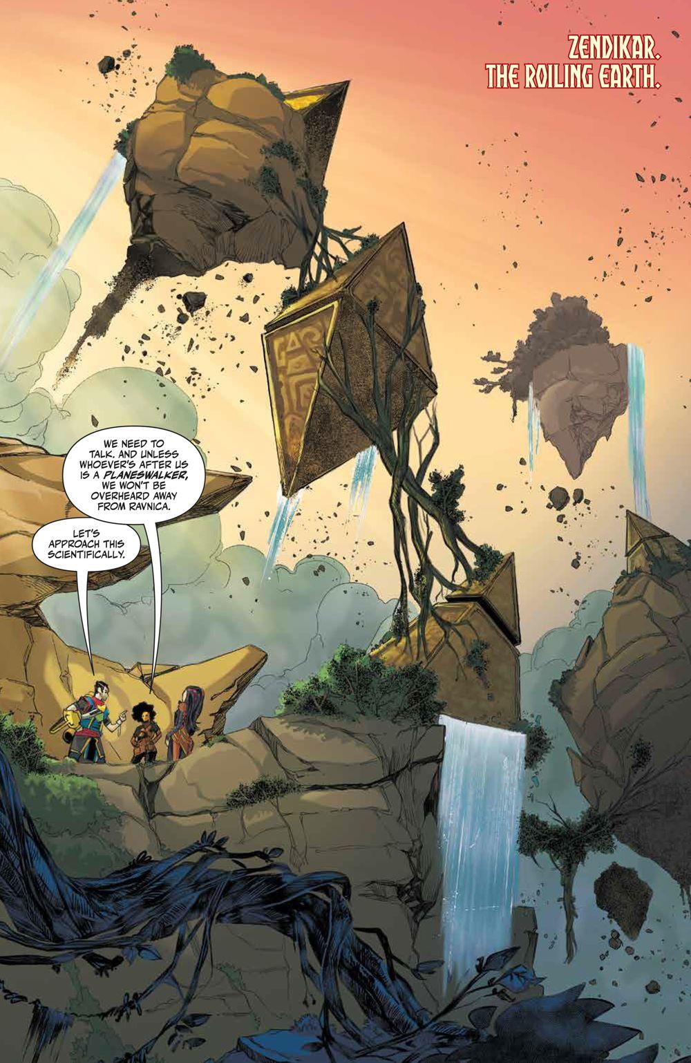 Magic_002_PRESS_3 ComicList Previews: MAGIC #2