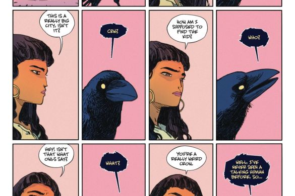 ManyDeathsLailaStarr_002_InteriorArt_001_PROMO First Look at BOOM! Studios' THE MANY DEATHS OF LAILA STARR #2