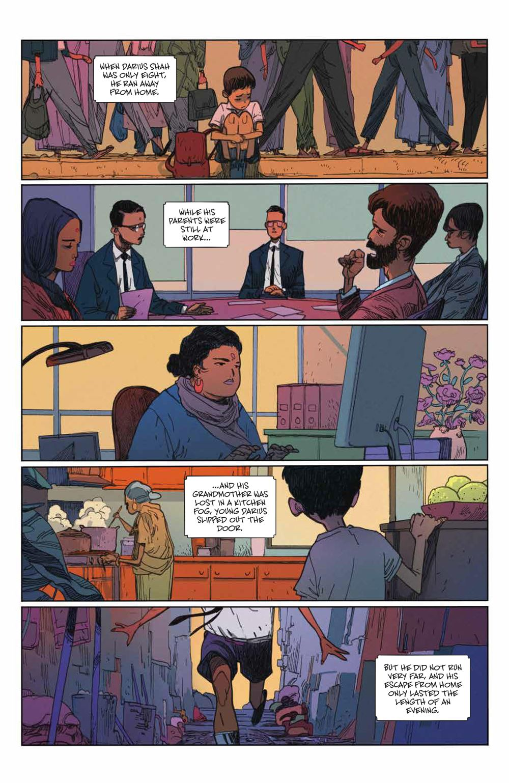 ManyDeathsLailaStarr_002_PRESS_7 ComicList Previews: THE MANY DEATHS OF LAILA STARR #2 (OF 5)