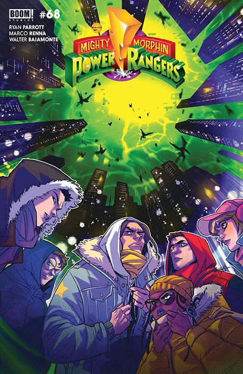 MightyMorphin_007_Cover_B_Legacy ComicList: BOOM! Studios New Releases for 05/12/2021