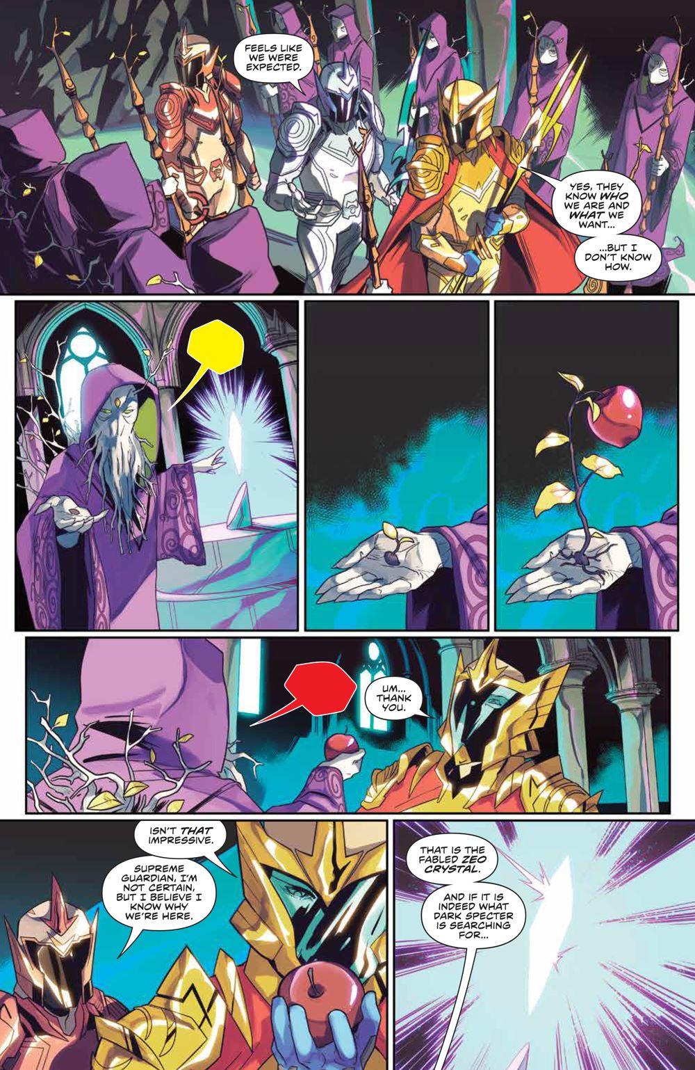 MightyMorphin_007_PRESS_5 ComicList Previews: MIGHTY MORPHIN #7