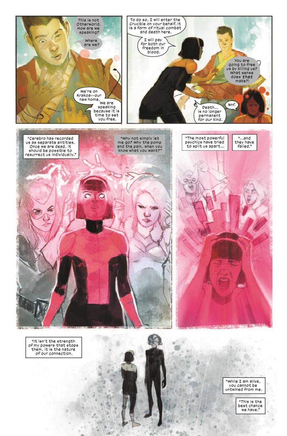 NEWMUT2019018_Preview-3 ComicList Previews: NEW MUTANTS #18