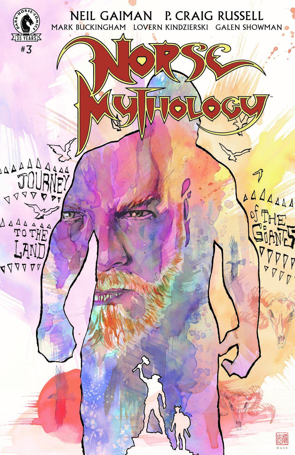 NMYTH2_i3_CVR_VAR_B_MACK_4x6_SOL-1 Dark Horse Comics August 2021 Solicitations