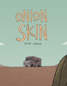 ONION_SKIN_cov_front-232x300 ComicList Previews: ONION SKIN GN