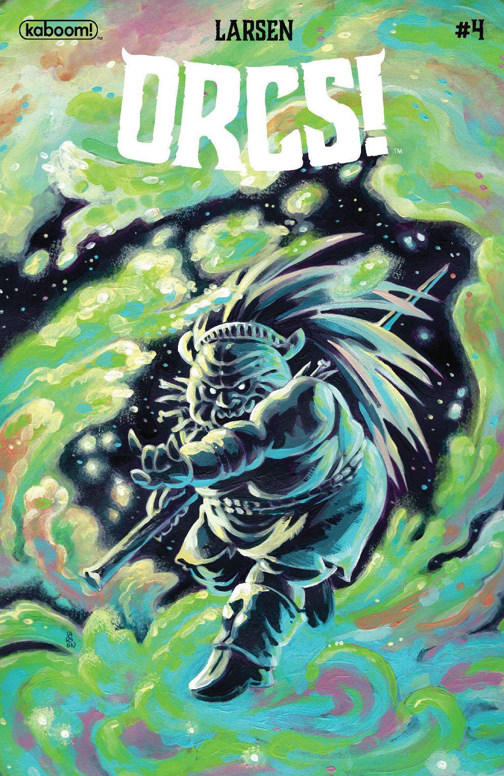 Orcs_004_Cover_A_Main ComicList Previews: ORCS! #4 (OF 6)