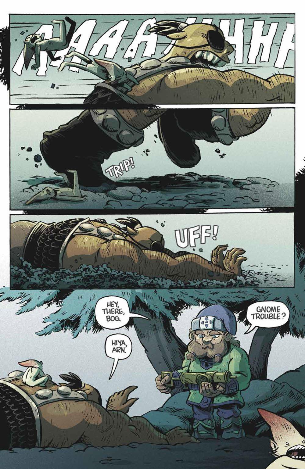 Orcs_004_PRESS_3 ComicList Previews: ORCS! #4 (OF 6)