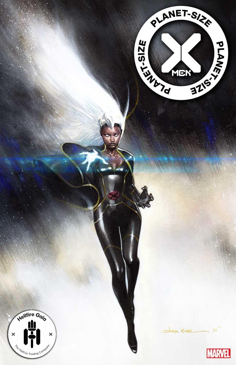 PSXMEN2021001_Coipel-var First Look at PLANET-SIZE X-MEN #1 from Marvel Comics