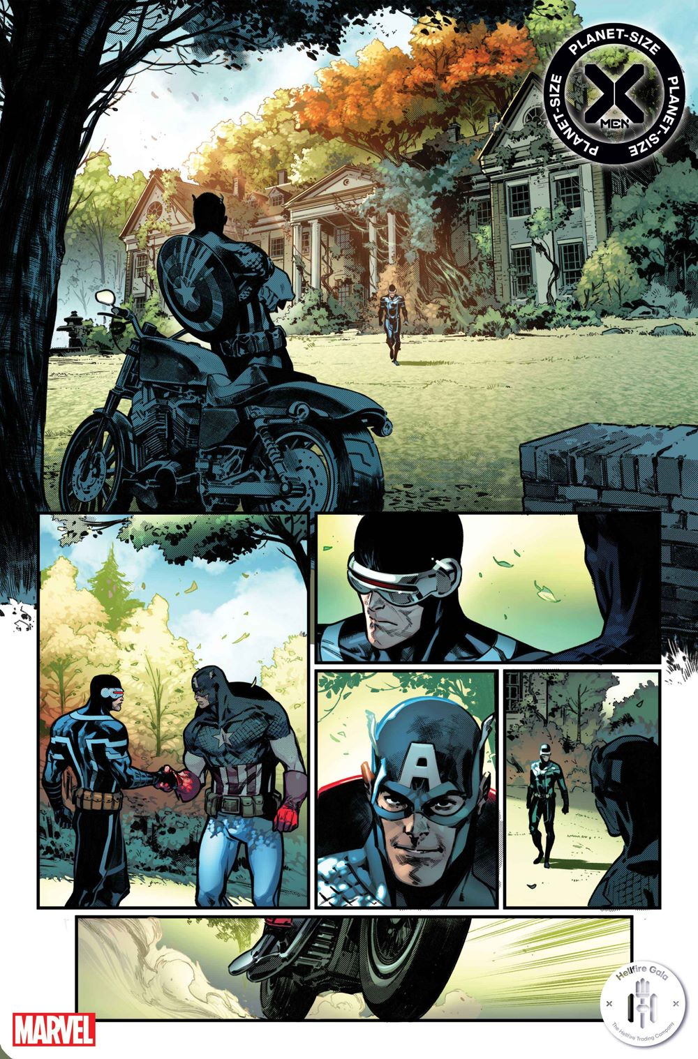PSXMEN2021001_Interior3 First Look at PLANET-SIZE X-MEN #1 from Marvel Comics