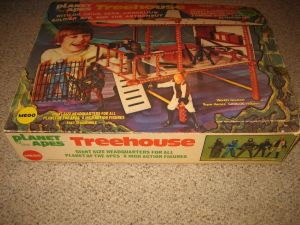 Planet-of-the-Apes-Treehouse-with-Figures-300x225 Tarzan on the Planet of the Apes: So Obvious