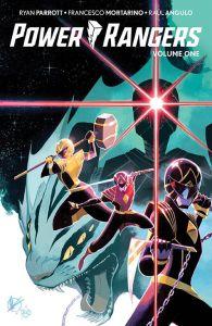 PowerRangers_v1_SC_Cover-195x300 ComicList Previews: POWER RANGERS VOLUME 1 TP