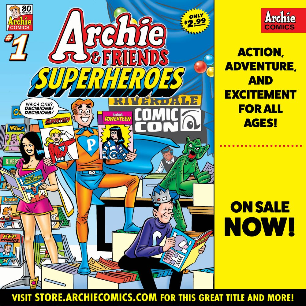 Preorder_Graphic_MAY_2021_03_OSN ComicList Previews: ARCHIE AND FRIENDS SUPERHEROES #1